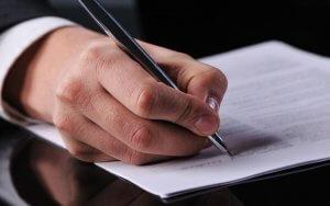 Написание апелляционной жалобы