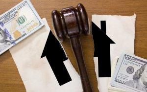 Раздел имущества через суд