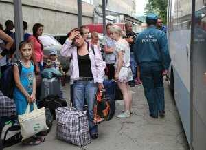 Беженцы и переселенцы