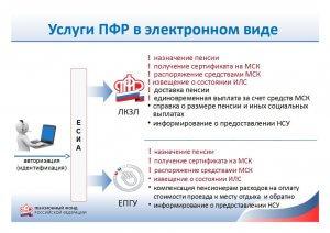Интернет-услуги в ПРФ