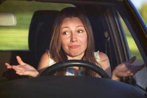 Езда за рулем без страховки