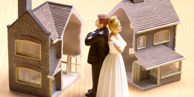 Развод машина оформлена на жену