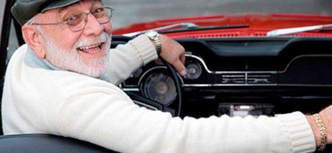 Пенсионеры за рулем