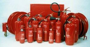 Разнообразие огнетушителей