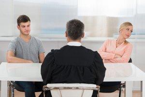 Развод без наличия детей