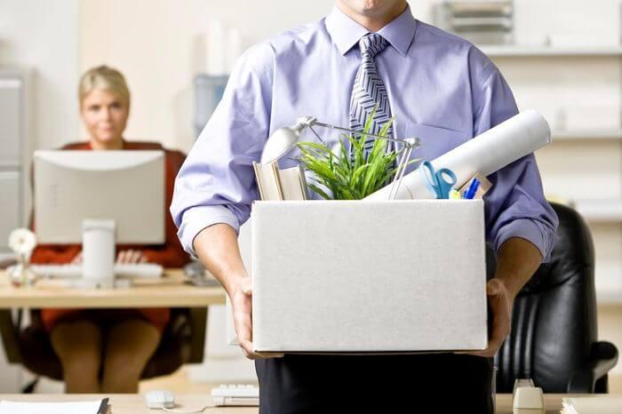 Как сделать чтобы сотрудник не ушел с работы
