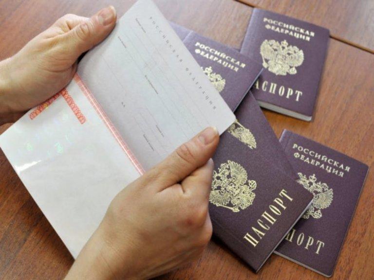 известно, Как сделать паспорт в упрощенном порядке место