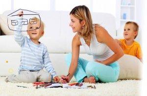 Программа Жилище для матери-одиночки