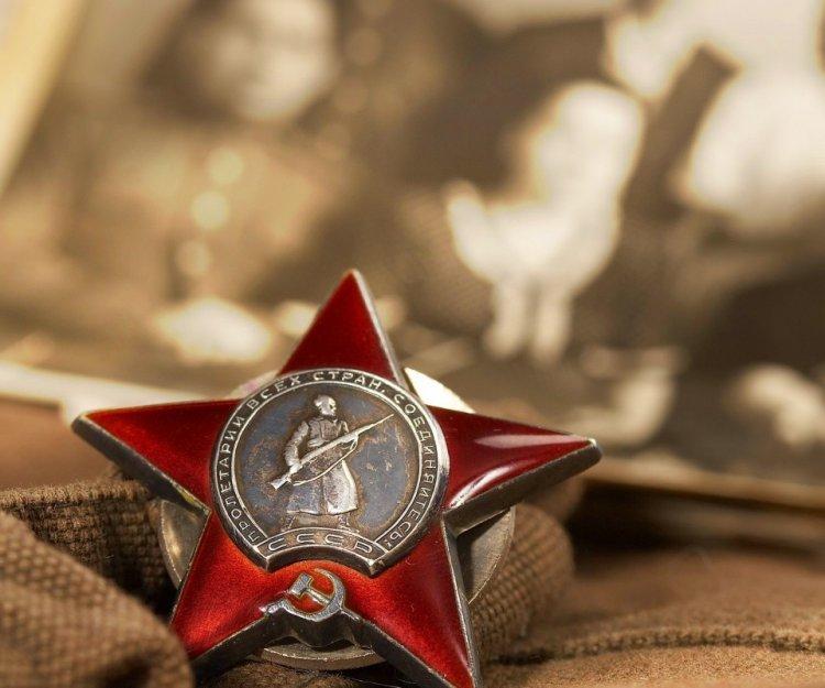 Похороны ветерана ВОВ