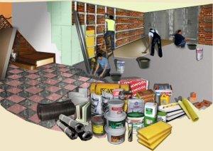 Поставка материалов для ремонта