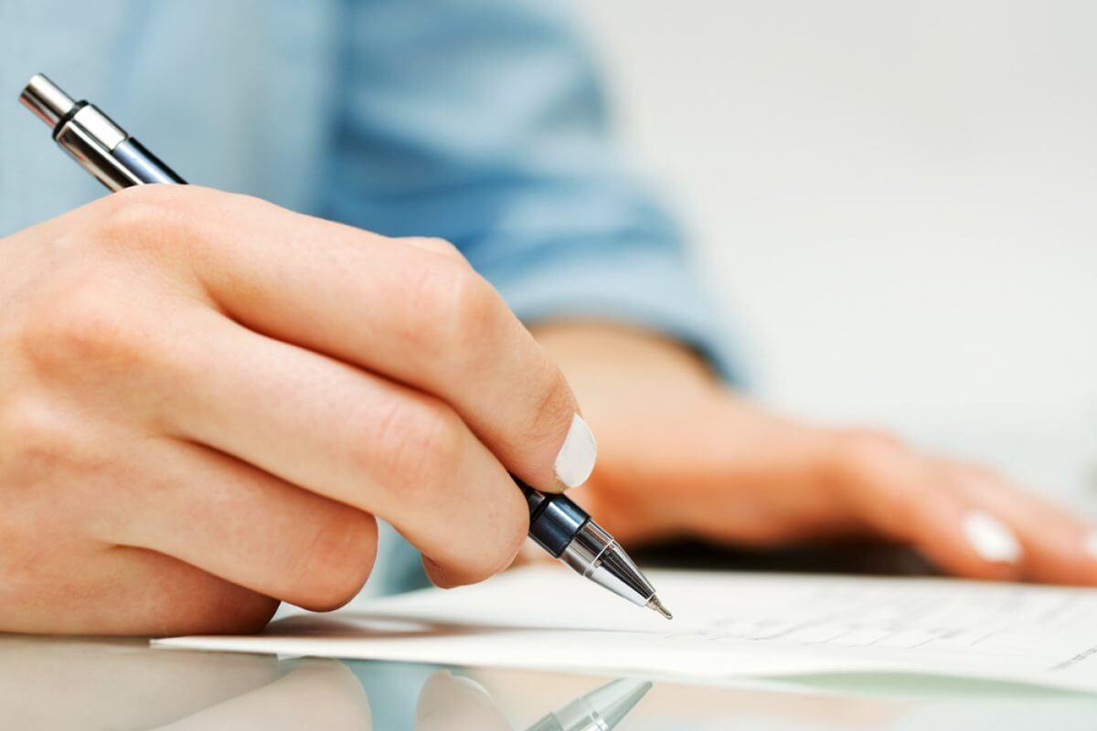 Бланк доверенности на получение документов и его содержание