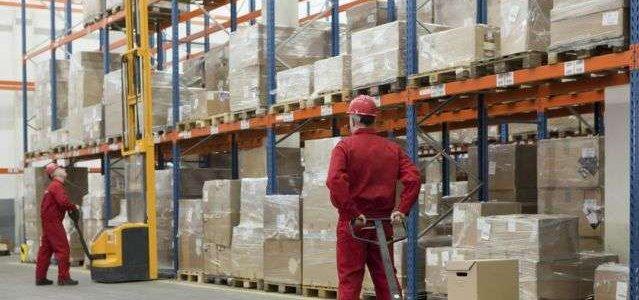 Работа склада