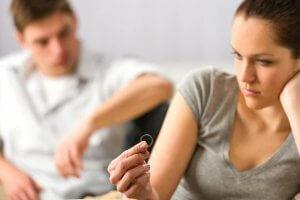 Рсторжение брака