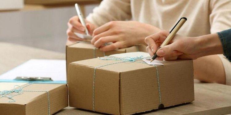 Оформление посылки за рубеж
