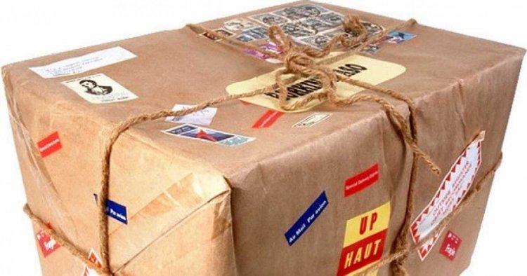 Посылка за границу