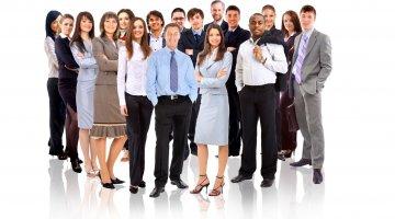 Штат сотрудников компании