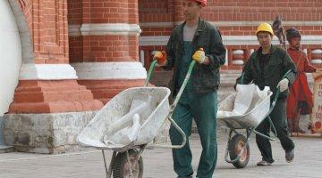Иностранцы работают в РФ