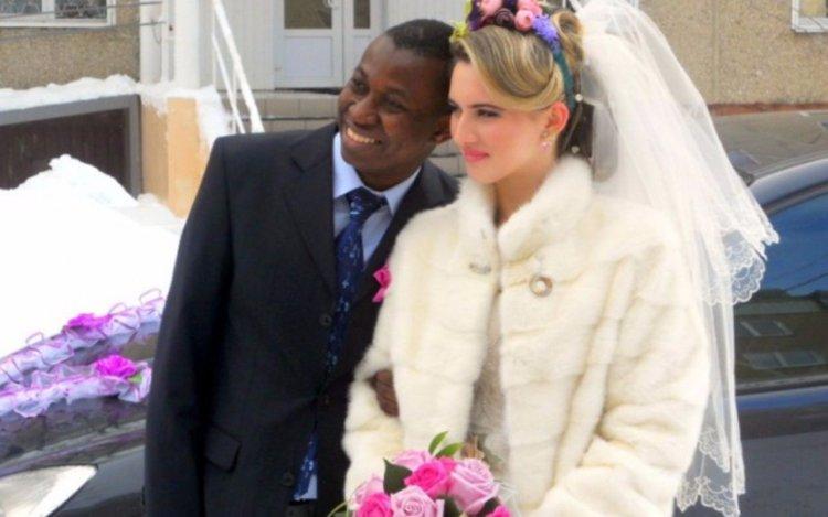 Регистрация брака иностранцев в РФ