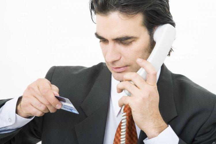 Телефонный разговор с должником