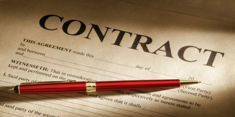 Типовой экспортный контракт
