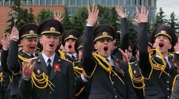 Выпускники академии МВД