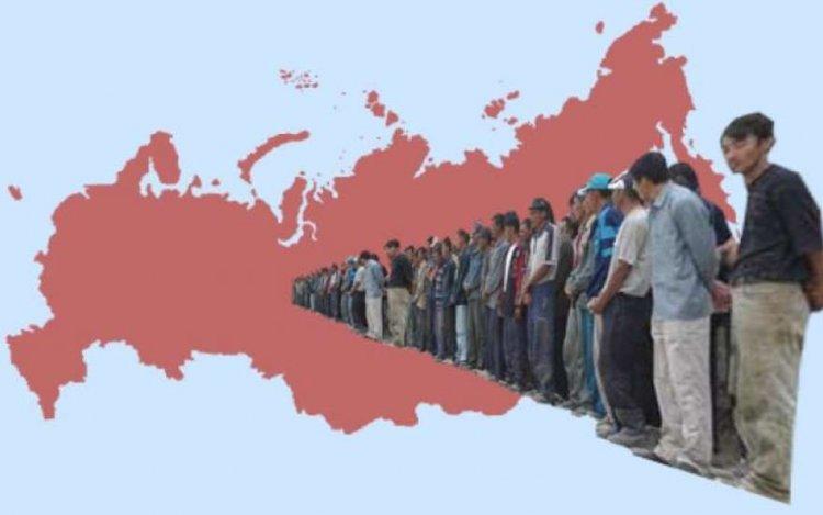 Контроль над миграционными потоками