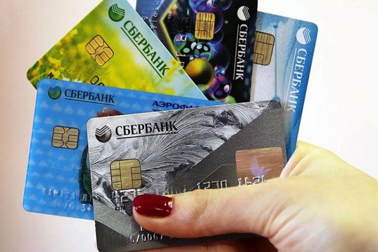 Получение дебетовой карты в Сбербанке