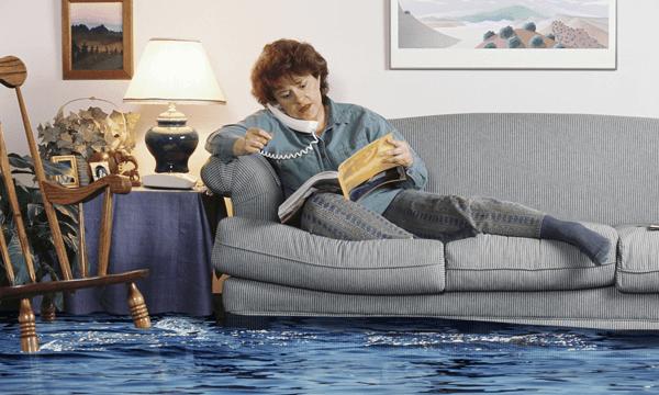 Что делать, если затопили соседей снизу: оценка ущерба