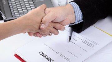 Заключение внешнеторгового контракта