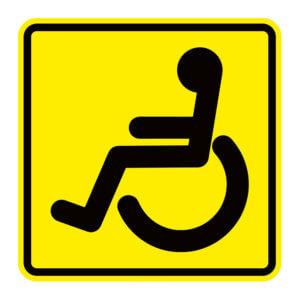 Знак инвалида на авто, кто имеет право, ответственность за наклейку