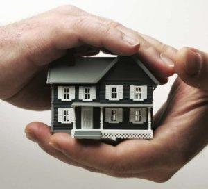 Имущество в руках, дом в руках