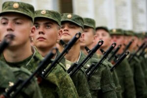 Призыв в армию