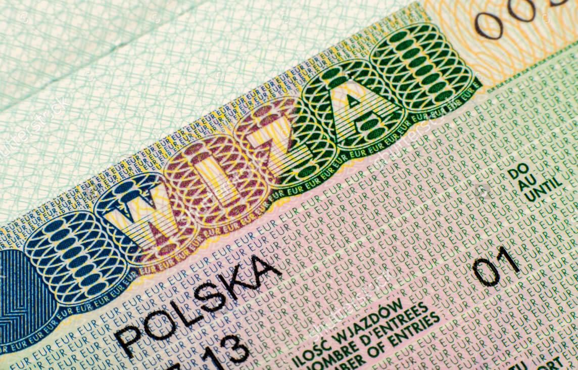 Виза в Польшу: документы для россиян в 2019 году, как нужно правильно заполнять?