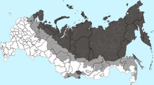 Районы крайнего севера