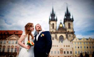 Брак в Чехии