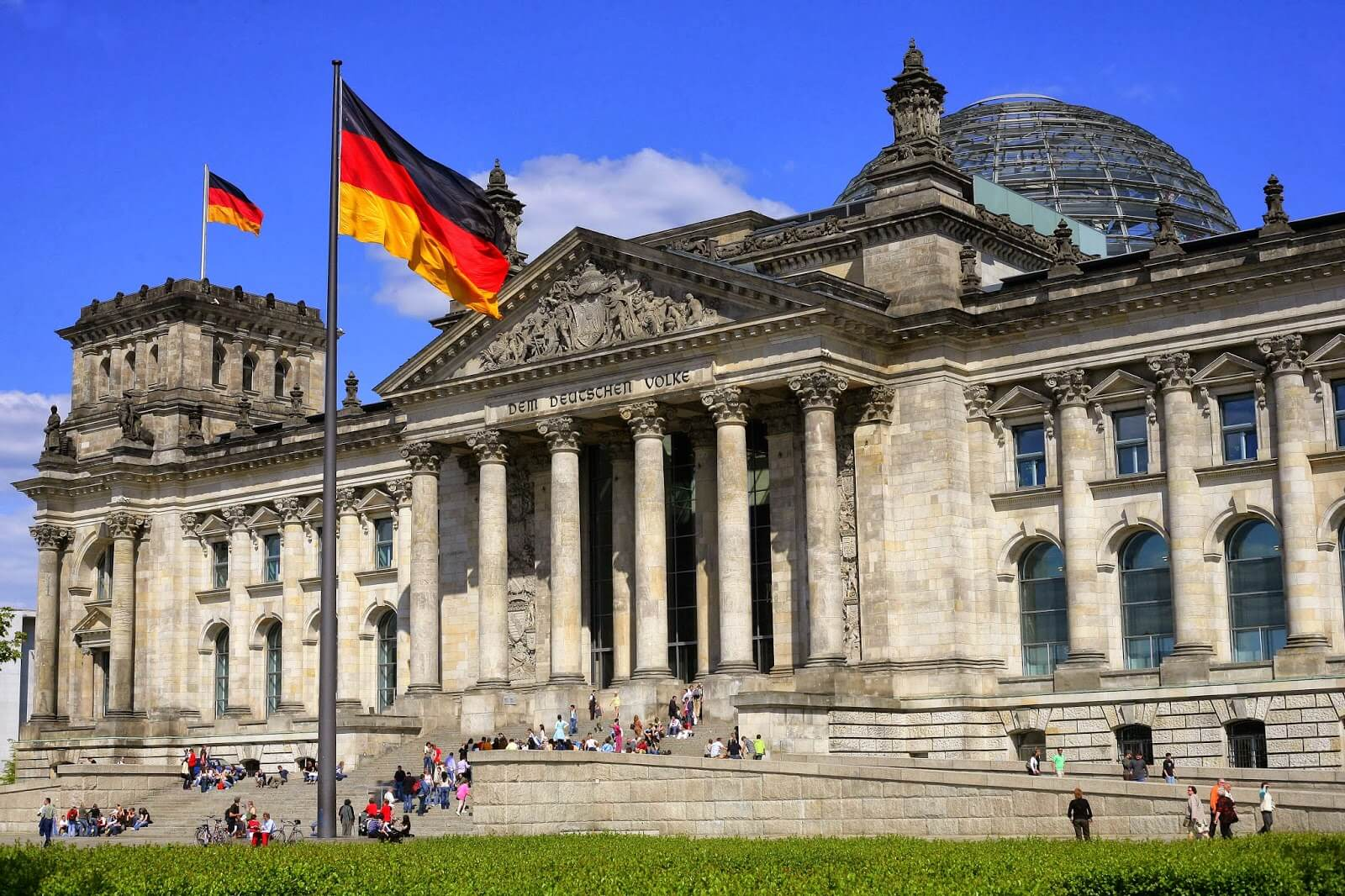 Анкета на визу в Германию: правила заполнения