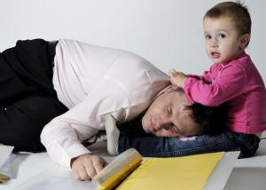 Как прописать несовершеннолетнего к отцу