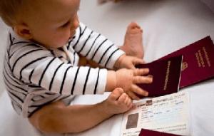 Какое гражданство нужно малышу