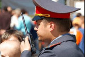 Охрана общественного порядка