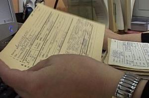Паспортный стол выдаст справку