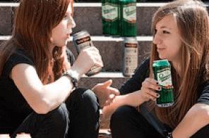 За распитие спиртных напитков предусмотрена административная ответственность