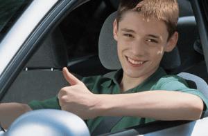 Несовершеннолетним - не место за рулем