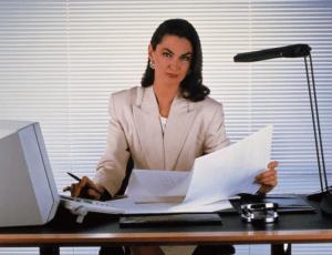 Предоставление документов в отдел кадров
