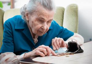 Восьмидесятилетний пенсионер и льготы
