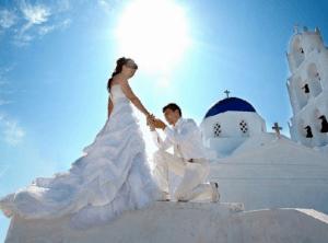 В свадебное путешествие - по старому загранпаспорту