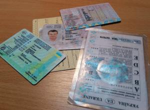 Варианты получения водительского удостоверения