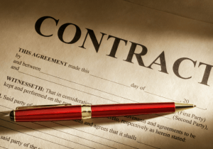Что такое контракт