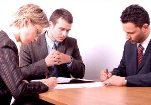 Развод в присутствии официального представителя мужа