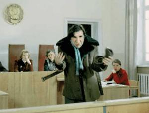 Свидетели в суде