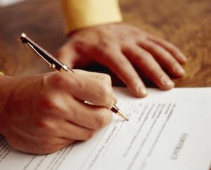 Договор по недвижимости, обязательный к регистрации